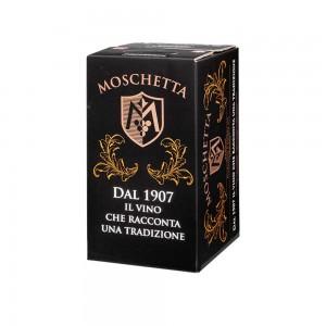 Refosco dal Peduncolo Rosso IGT Trevenezie - Bag in Box 10l - Azienda Agricola Moschetta