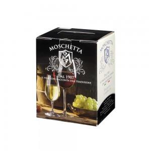 """Vino bianco """"Le Crede"""" - Bag in Box 5l - Azienda Agricola Moschetta"""