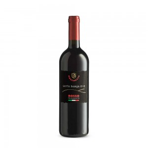 """Vino rosso frizzante """"Santa Maria 19"""" - 0.75 l - Azienda Agricola Moschetta"""