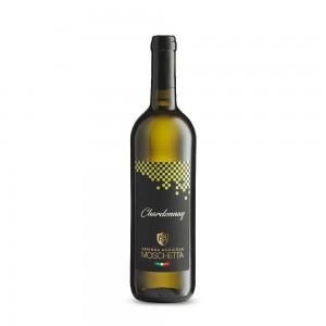 Chardonnay IGT Trevenezie - 0.75 l - Azienda Agricola Moschetta
