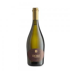 """Vino Bianco Frizzante """"Dorè"""" - 0.75 l - Azienda Agricola Moschetta"""